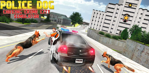Control the super fast chasing criminals with your angry police dog in this game