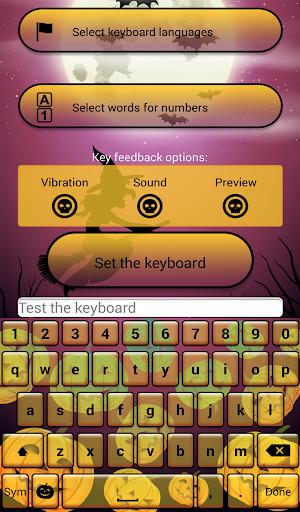 玩通訊App|無料で ハロウィン キーボードのテーマ免費|APP試玩