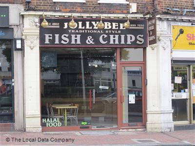 Jolly Bee Fish & Chips on Devonshire Road - Fish & Chip