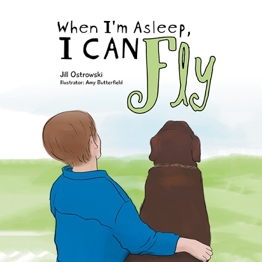 When I'm Asleep, I can fly cover