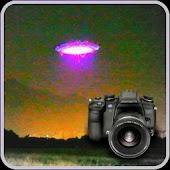 UFO horror camera