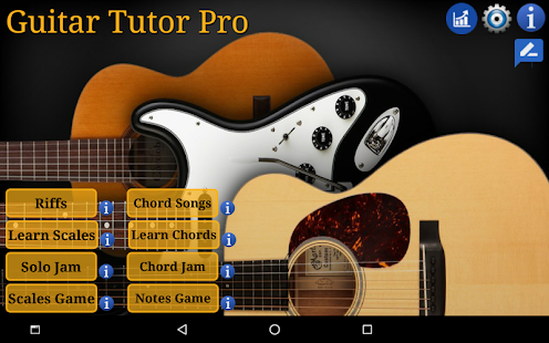Gitarrenschule pro Screenshot