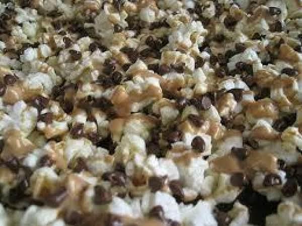 Choco-peanut Butter Popcorn Recipe