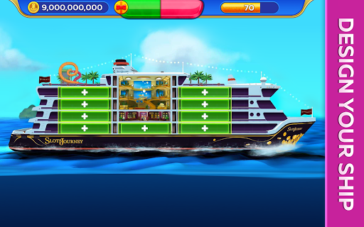 Slots Journey - Cruise & Casino 777 Vegas Games modavailable screenshots 18