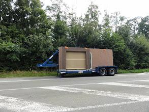 Photo: Waar zou die snelbouw terecht komen?