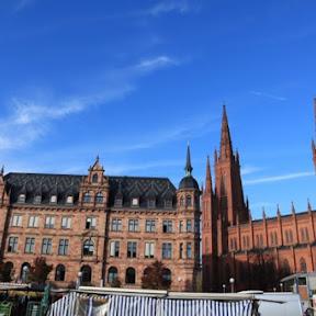 【世界の街角】優雅な雰囲気につつまれたドイツ・ヘッセン州の州都ヴィースバーデンを歩く