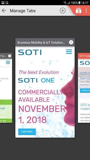 SOTI Surf by SOTI Inc (Google Play, United States) - SearchMan App