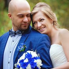 Wedding photographer Dmitriy Peshekhonov (fotoGRAF1982). Photo of 19.10.2016
