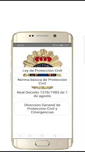 (Temario Completo) OPOSICIONES G.C. 2019 PRO screenshot 3