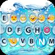 Water Bubble Keyboard & Emoji APK