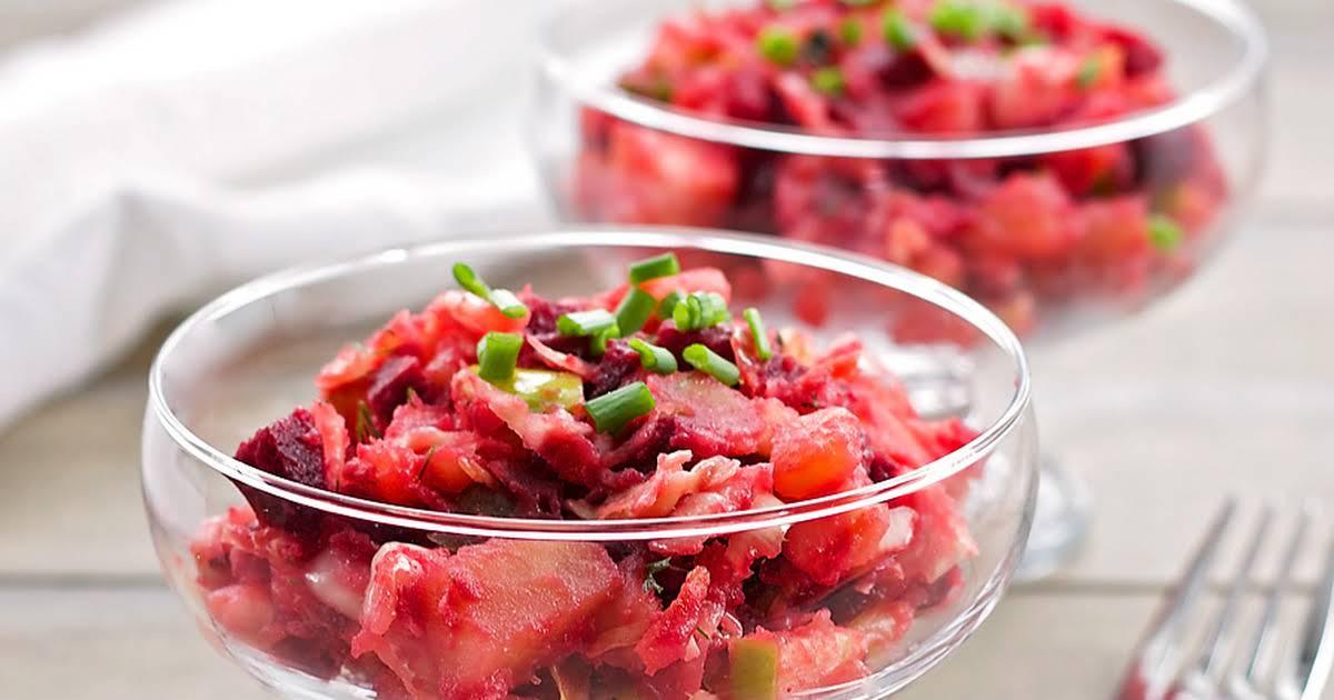 10 Best Russian Vegetable Salad Recipes