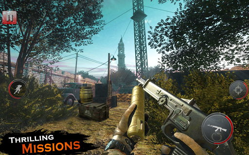 Sniper Cover Operation: FPS Shooting Games 2019 1.1 screenshots 6