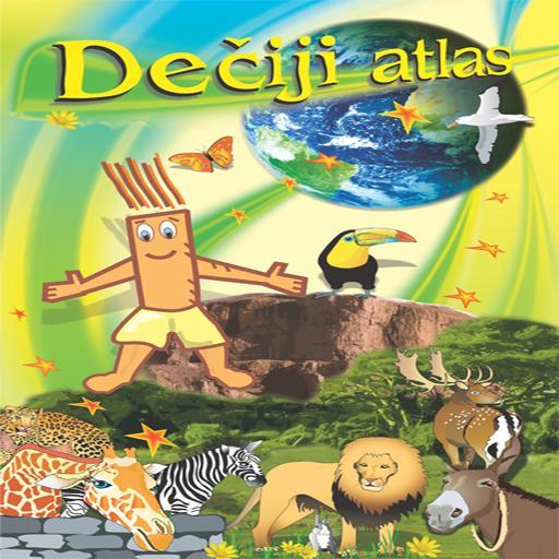 Android aplikacija Dečiji atlas