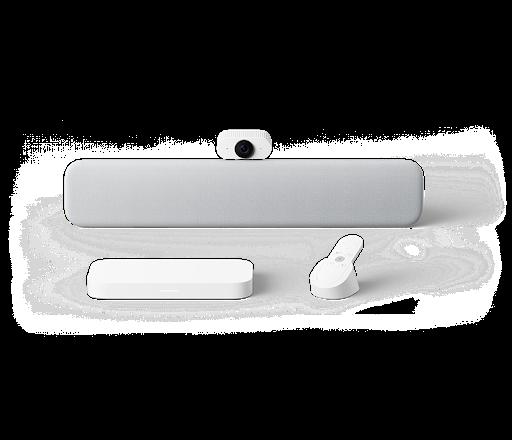 Google Meet | Lenovo Series One small room kit - Chalk color