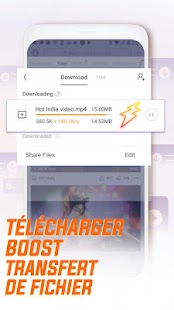 UC Browser - Naviguez vite Capture d'écran