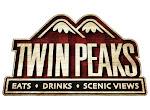 Logo for Twin Peaks Lafayette