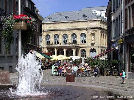 Discover and taste Namur