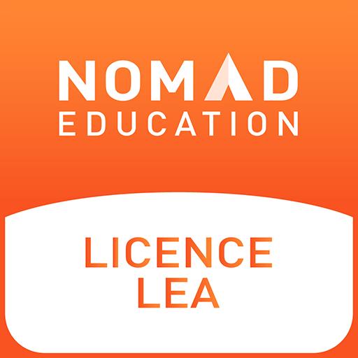 Licence LEA - L1, L2, L3 Révision, Cours, Quiz Icon