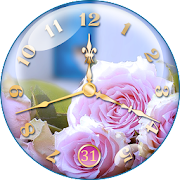 App Rose Clock Live Wallpaper ? APK for Windows Phone