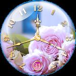 Rose Clock Live Wallpaper ? Icon