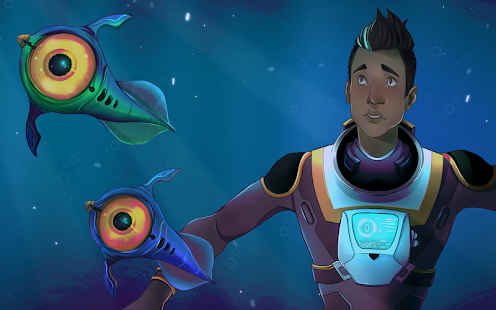 Underwater World Subnautica - náhled