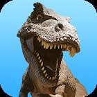 Dinosaurios: los niños aprenden y juegan icon