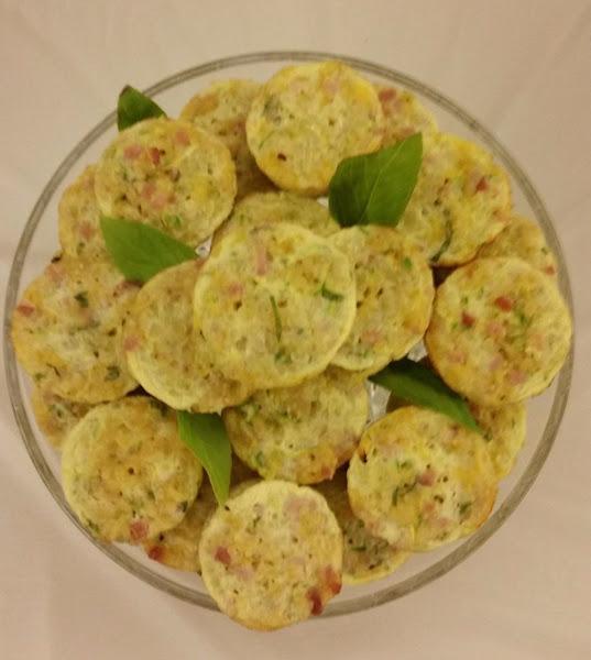 Anything Goes Quinoa Frittatas Recipe