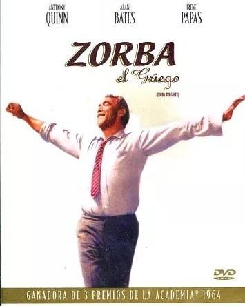 Zorba el griego (1964, Mihalis Kakogiannis)