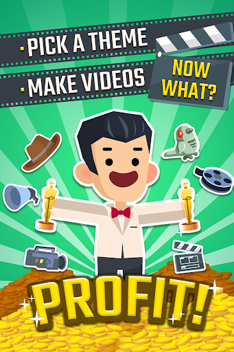Hollywood Billionaire - Rich Movie Star Clicker filehippodl screenshot 5