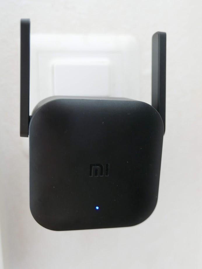 Augmenter la portée de son Wi-fi avec Xiaomi WiFi Amplificateur Pro 300 Mbps