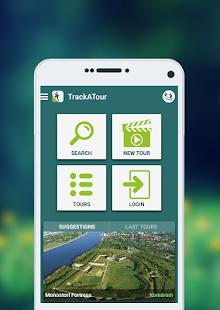 TrackATour - náhled