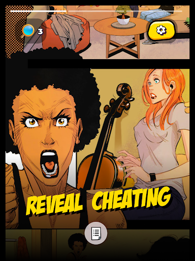Uncrime: Crime investigation & Detective gameud83dudd0eud83dudd26 1.7.0 screenshots 7
