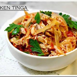 Chicken Tinga.