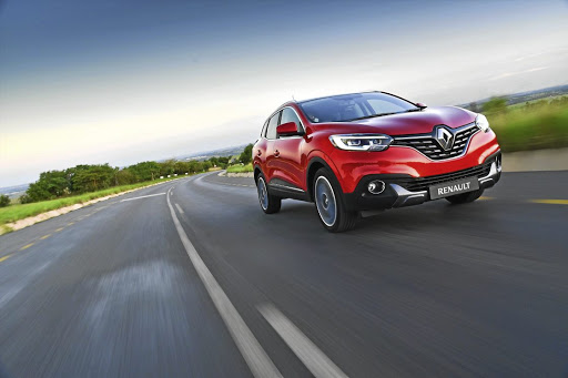 The Renault Kadjar.   Picture: QUICKPIC