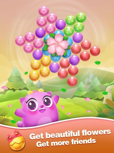 Bubble Cats - Bubble Shooter Pop Bubble Games 1.0.6 screenshots 6
