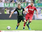 Birger Verstraete rekent erop bij Antwerp opnieuw regelmatig te kunnen spelen