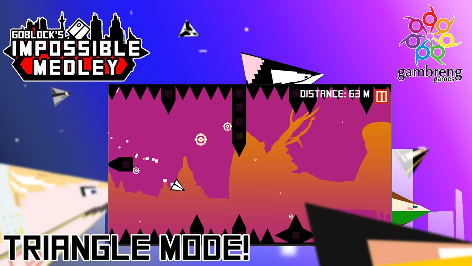 GoBlock's Impossible Medley- screenshot