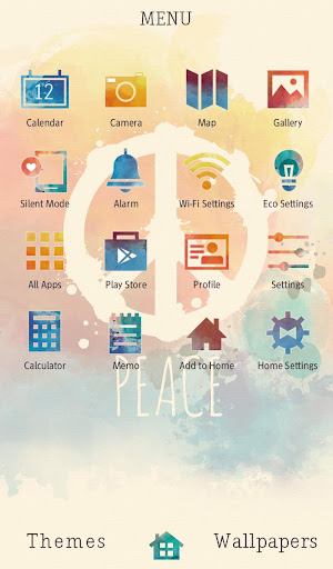 Peace Sign Wallpaperuff06Theme 1.0.0 Windows u7528 2