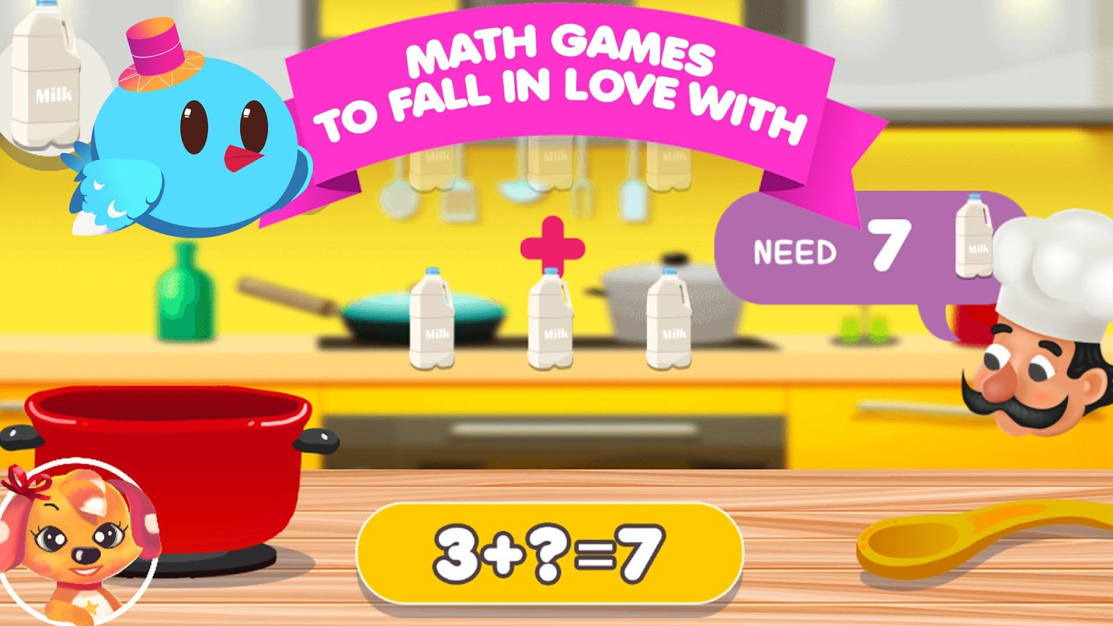Super School: Educational Kids Games & Rhymes- screenshot