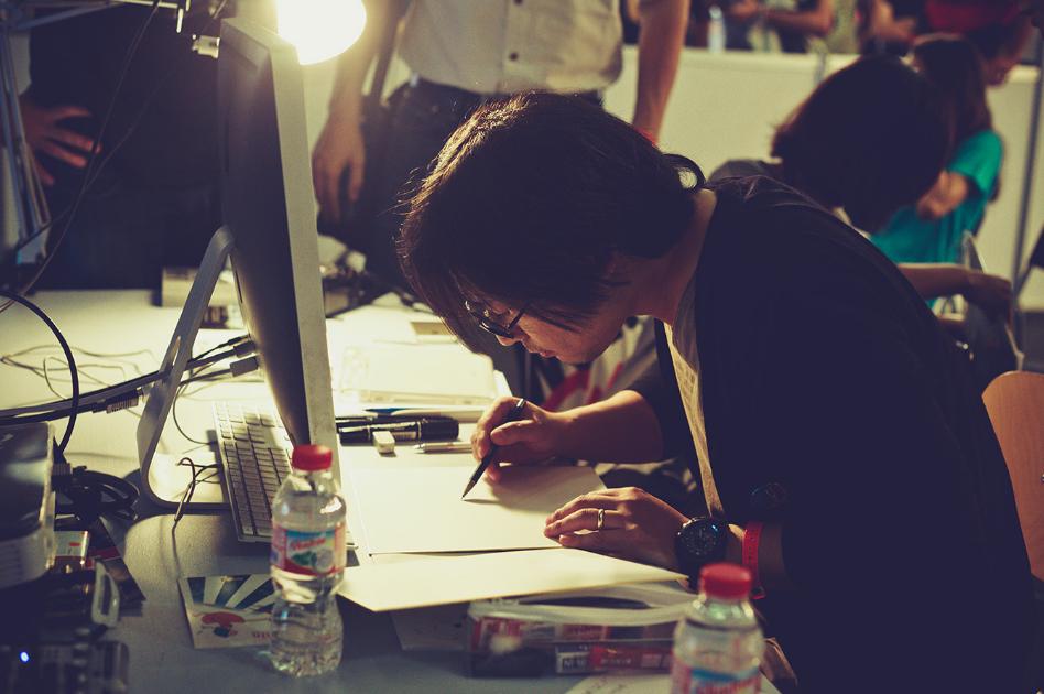Kengo Hanazawa, mangaka japonés conocido por sus obras seinen.