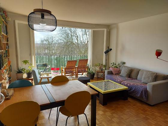 Vente appartement 4 pièces 75,32 m2