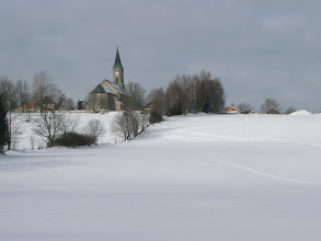 Photo: Kirche in Bischofsreut