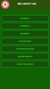 BBC Cricket Line - náhled