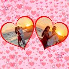 Amor Romantico Marcos Fotos Dobles icon