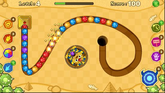 Game Jungle Marble Blast APK for Windows Phone