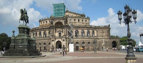 Photo: The Theaterplatz