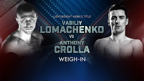 Lomachenko vs. Crolla Weigh-In thumbnail