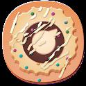 Delicious Donuts HD Solo Theme icon