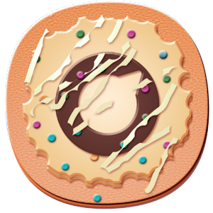Delicious Donuts HD Solo Theme Icon