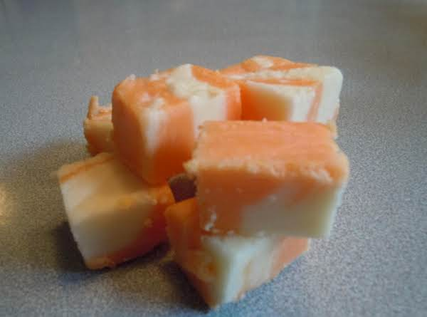 Orange Creamcicle Fudge By Freda Recipe